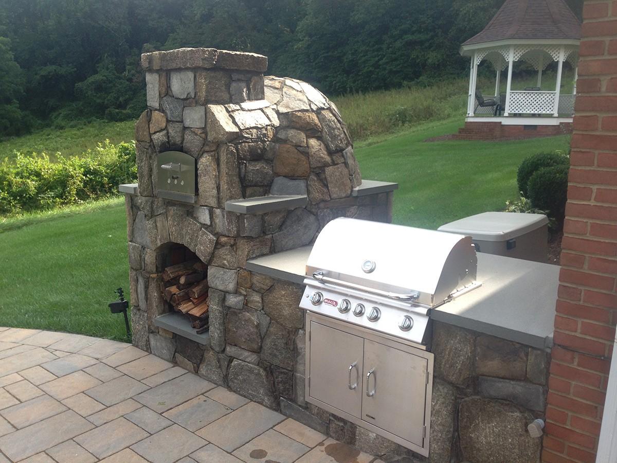 outdoor kitchens | home landscape & design company | maryland (md)